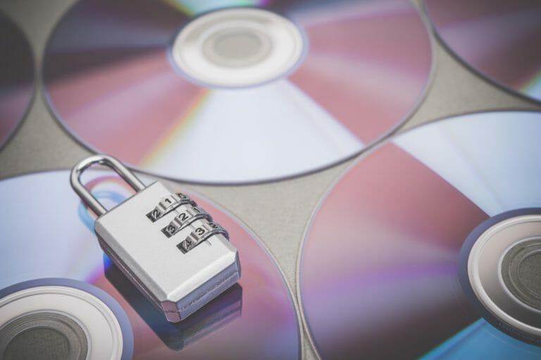 「デジタル資産の保管」のイメージ写真