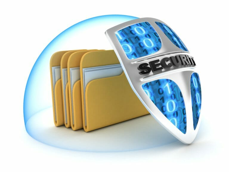 大切なデジタル資産を守ってデジタル終活のイメージ
