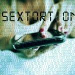 セクストーション詐欺のイメージ