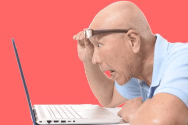 シニアを狙うネット詐欺やサイバー攻撃の対処方法まとめ~フィッシングから警告・押し売り詐欺から高齢者を守る