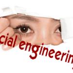 socialengineering ソーシャルエンジニアリングのイメージ