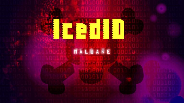 新たな脅威「IcedID」のイメージ