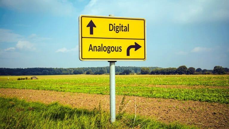 アナログからデジタルへ デジタル防災の方法