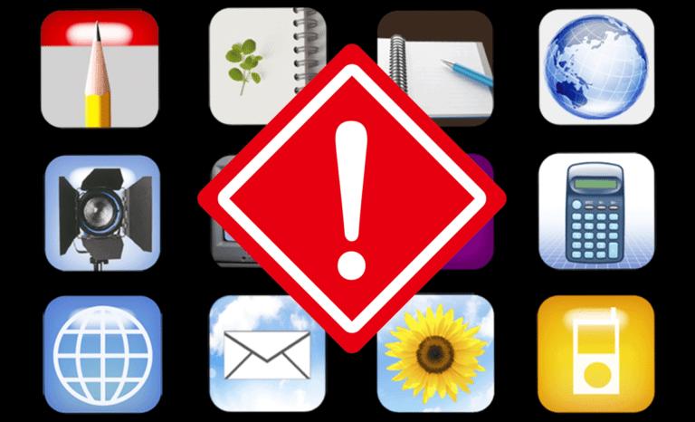 詐欺アプリでiPhoneに課金されない、被害にあわない悪質アプリの見分け方と対処方法